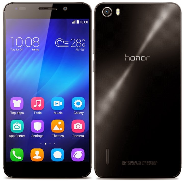Honor 6 (Best value for money smartphone)