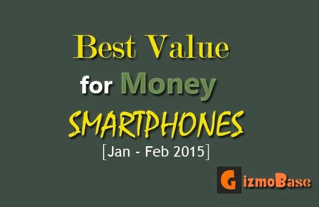 Best Value  for Money SMARTPHONES