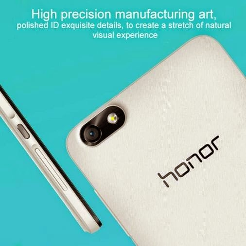 Huawei Honor 4x Camera