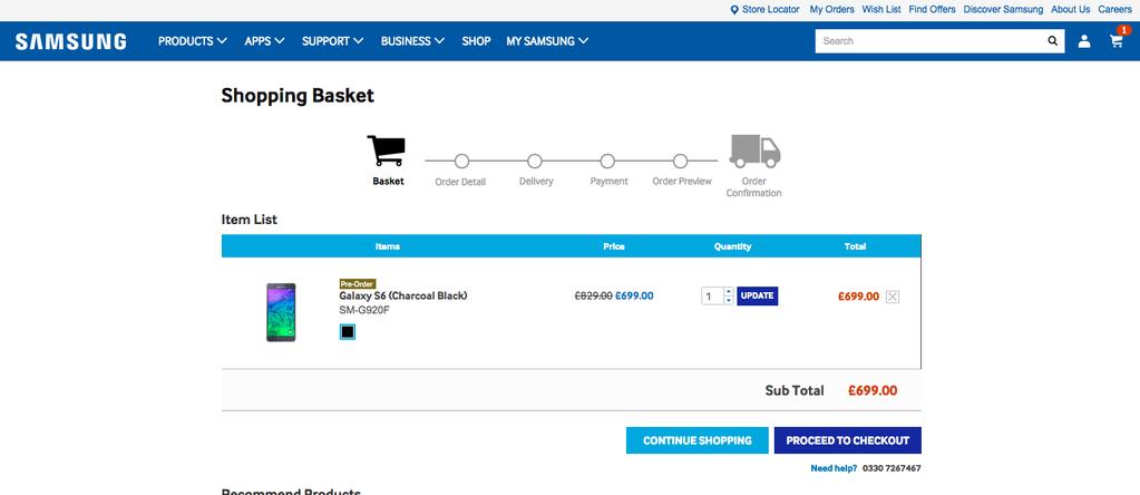 Samsung+Galaxy+S6+Price
