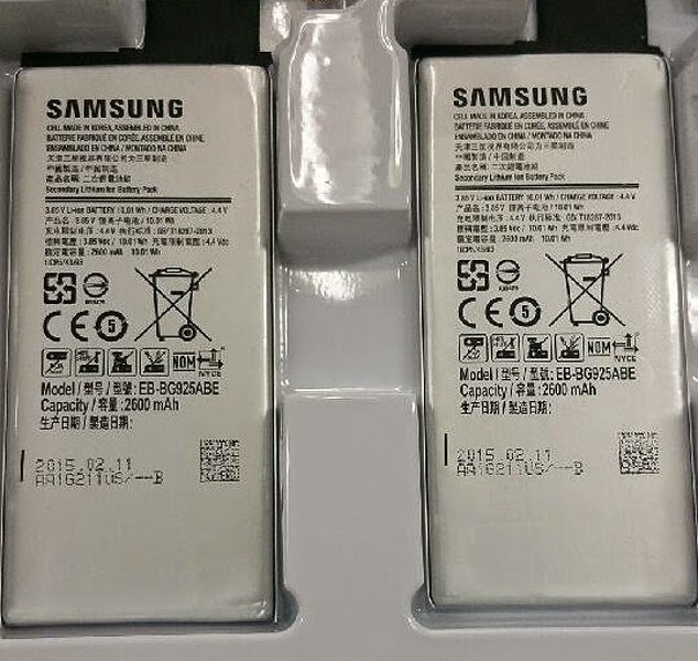 leaks samsung galaxy s battery price