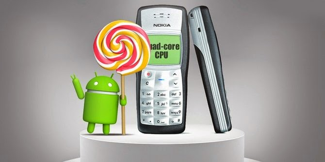Nokia-1100-With-Android-5.0-Lollipop