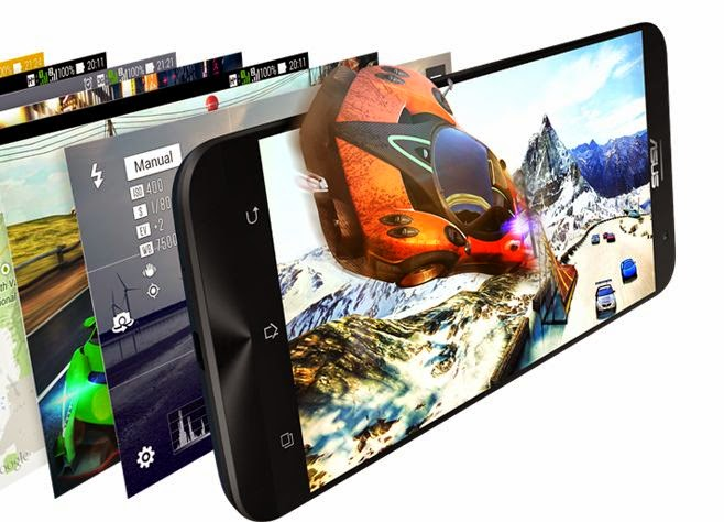 Asus Zenfone 2 ZE551ML Specs Review