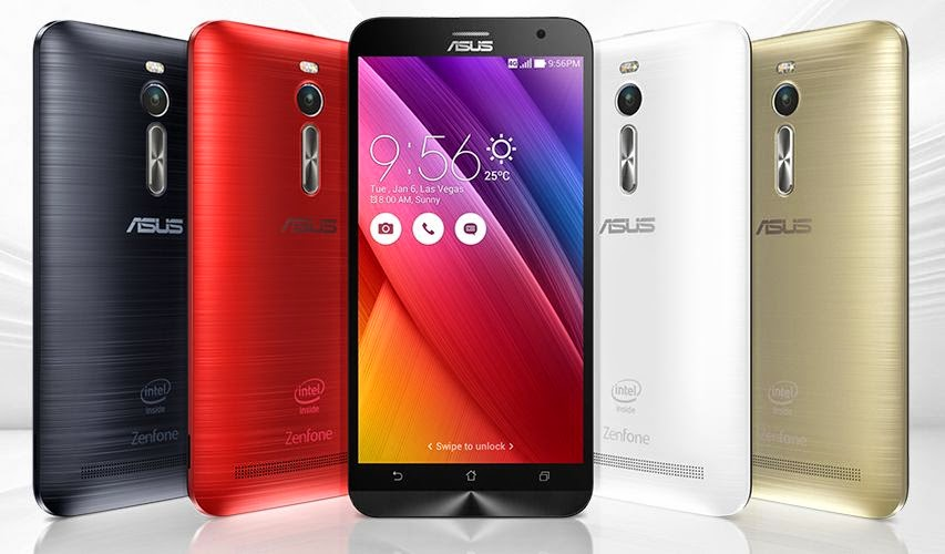 Asus Zenfone 2 ZE551ML Specs Review