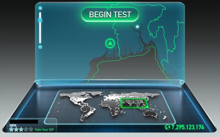 Speed Test Net: dsl speed test