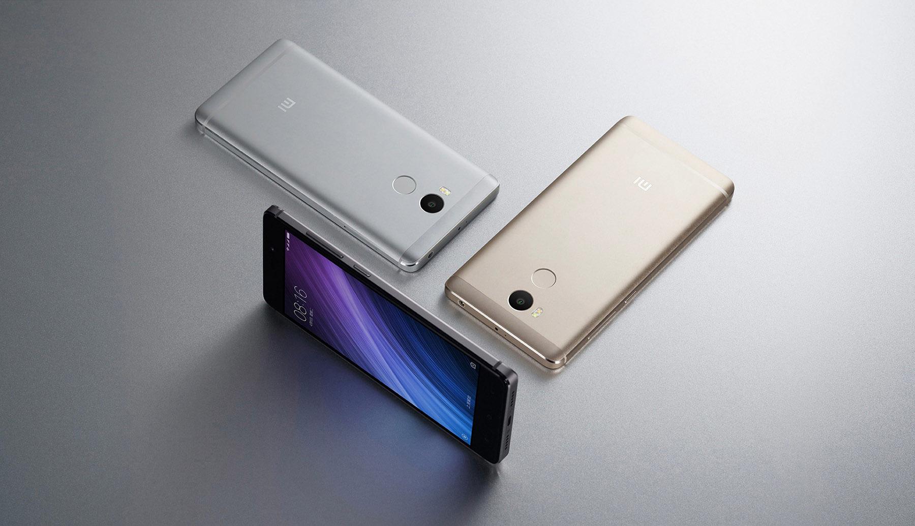 Redmi 4 - best phone under 10000 INR