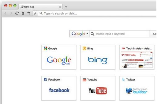 Maxthon Web Browser
