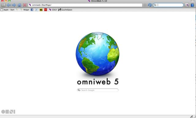 OmniWeb Browser