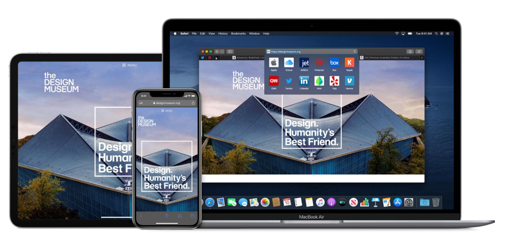 Safari Mac Browser