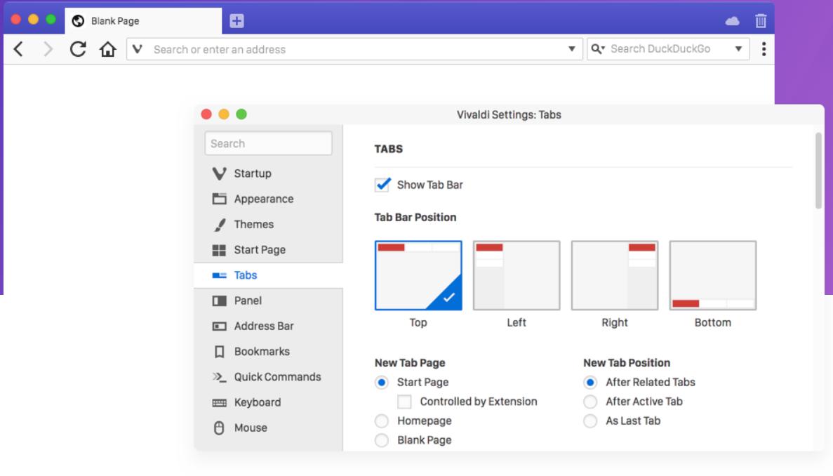 Vivaldi Browser For Mac