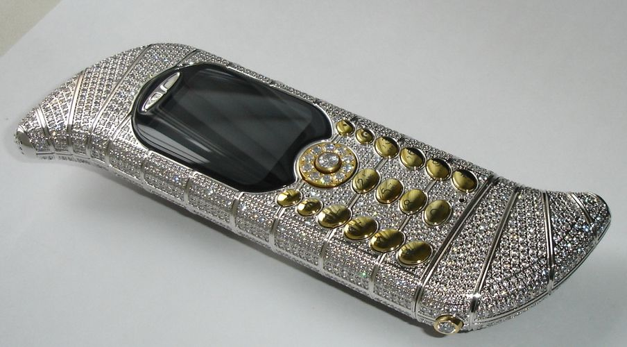 GoldVish Le Million - Most expensive phone