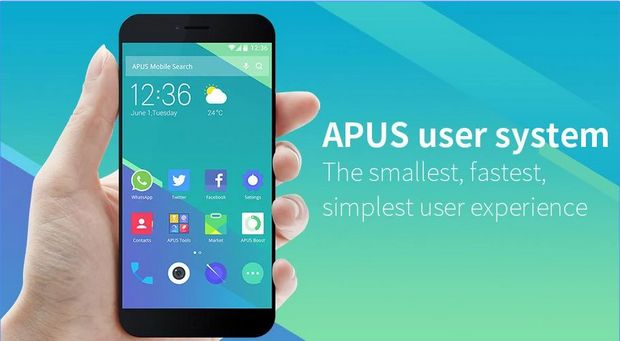 APUS Launcher - best free android launcher