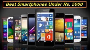 Best Smartphone Under 5000 Rs.