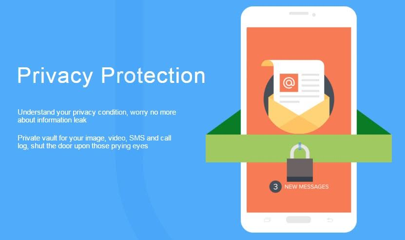 LEO Privacy Guard Protection