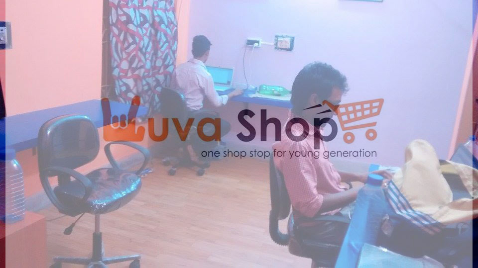 YuvaShop Office