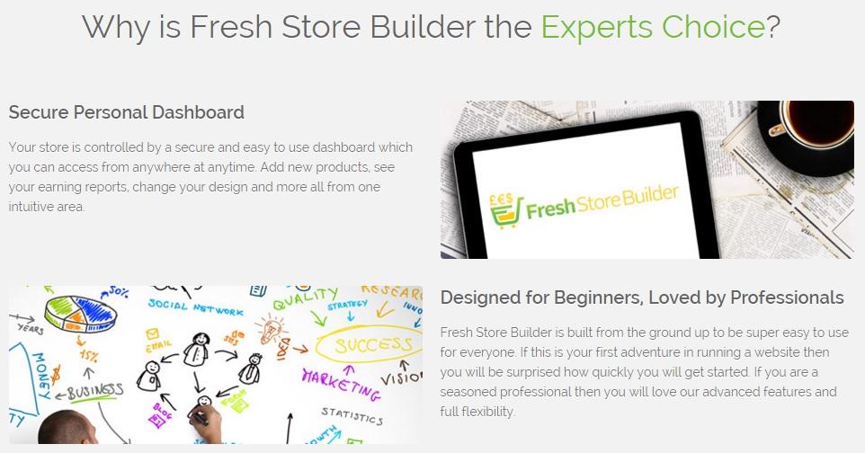 FreshStore why is it best