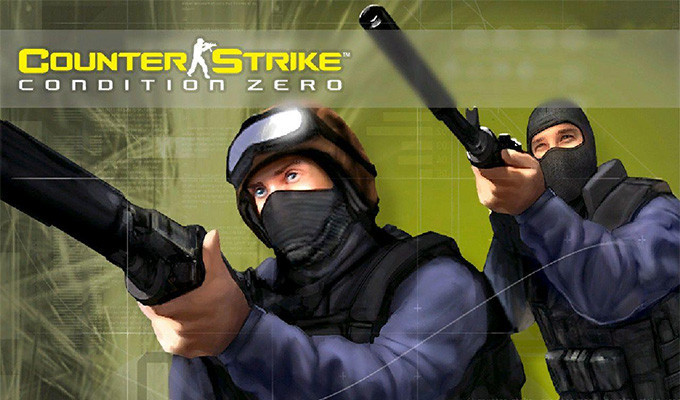 Counter Strike 1.6 Condition Zero - Best Laptop Game