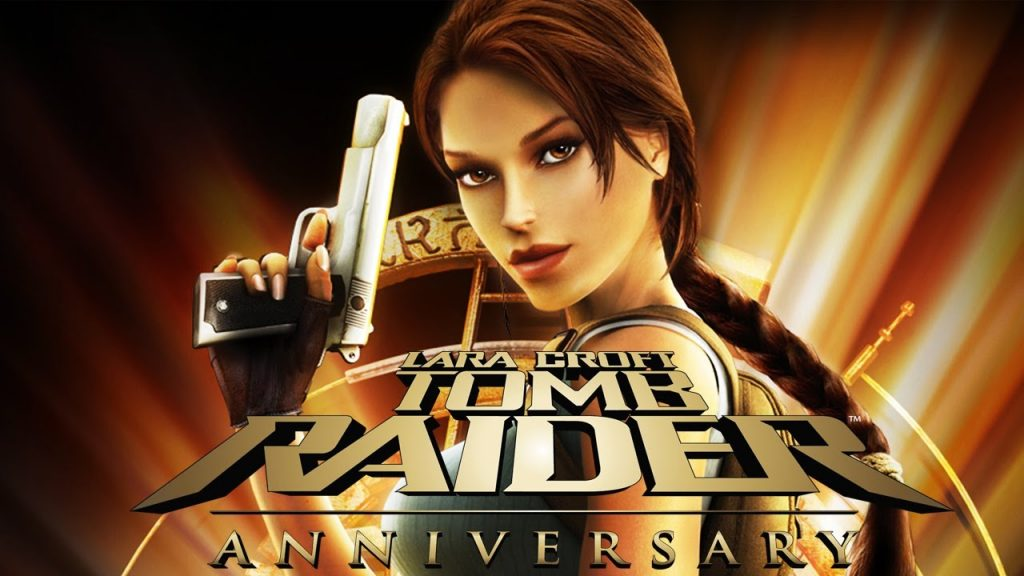 Lara Croft Tomb Raider Anniversary