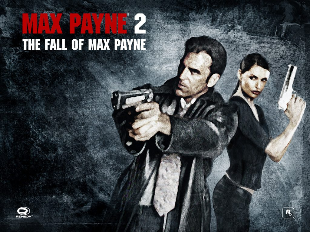 MAX Payne 2 - Best Laptop Games
