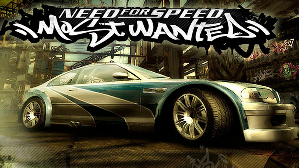 Need for Speed Most wanted - best laptop games