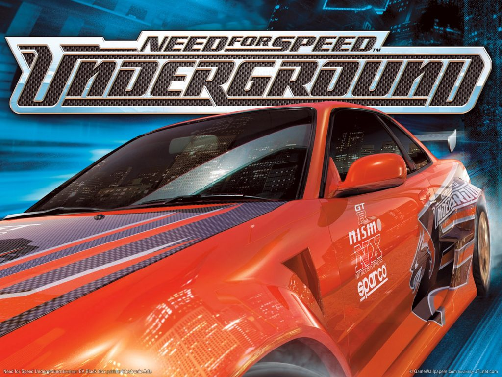 Need for Speed Under ground