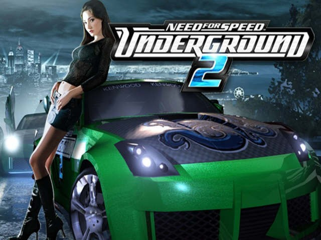 Need for Speed Underground 2 - best low specs games for pc and laptop