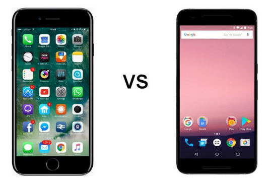 ios-10-vs-android-7