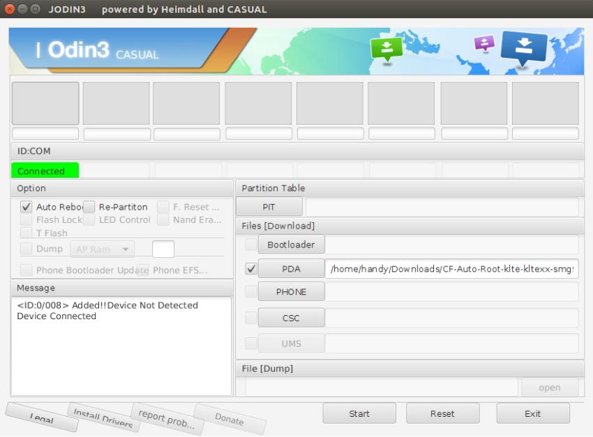JOdin3 For Linux