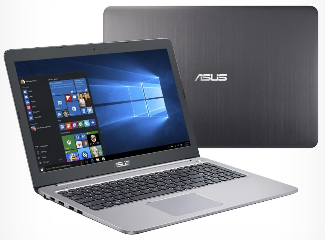 Asus K501UX - best laptops for college students