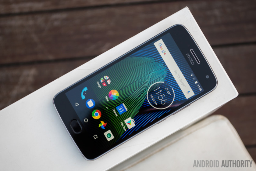 Best phone at rs 17000 - Moto G5
