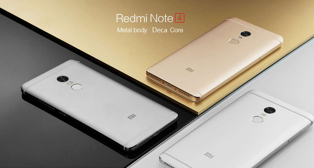 Redmi Note 4 -Best phone under rs 15000