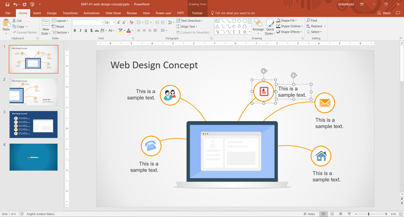 website-planning-powerpoint-template