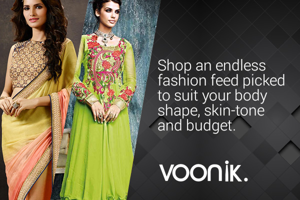 Voonik - Top Online Clothes Shopping Site In India