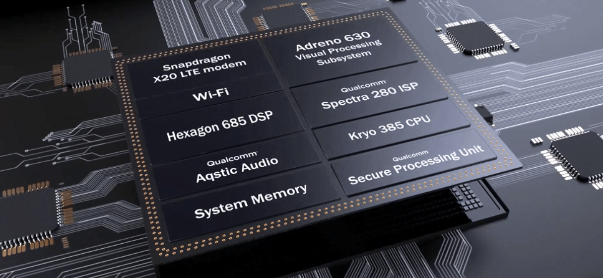 Qualcomm Snapdragon 845 - OnePlus 6 Processor