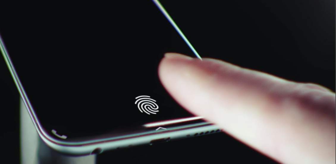Under the display fingerprint scanner - OnePlus 6