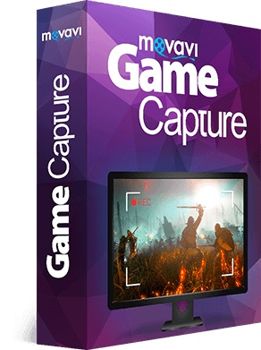 game capture - Movavi