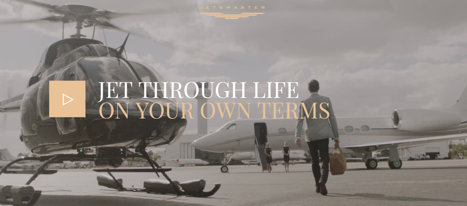 World's Largest Private Air Travel Lifestyle Community JetSmarter