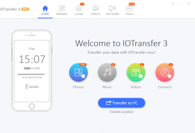 IOTransfer 3 Review