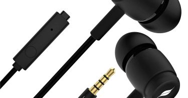Leaf Basic Wired Earphones with Mic