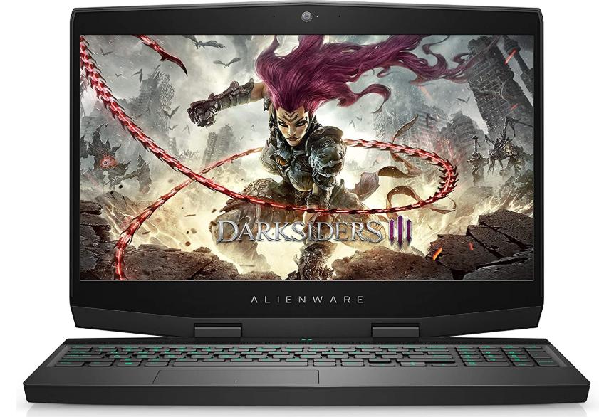 Alienware m15 - Best gaming laptop under 1500