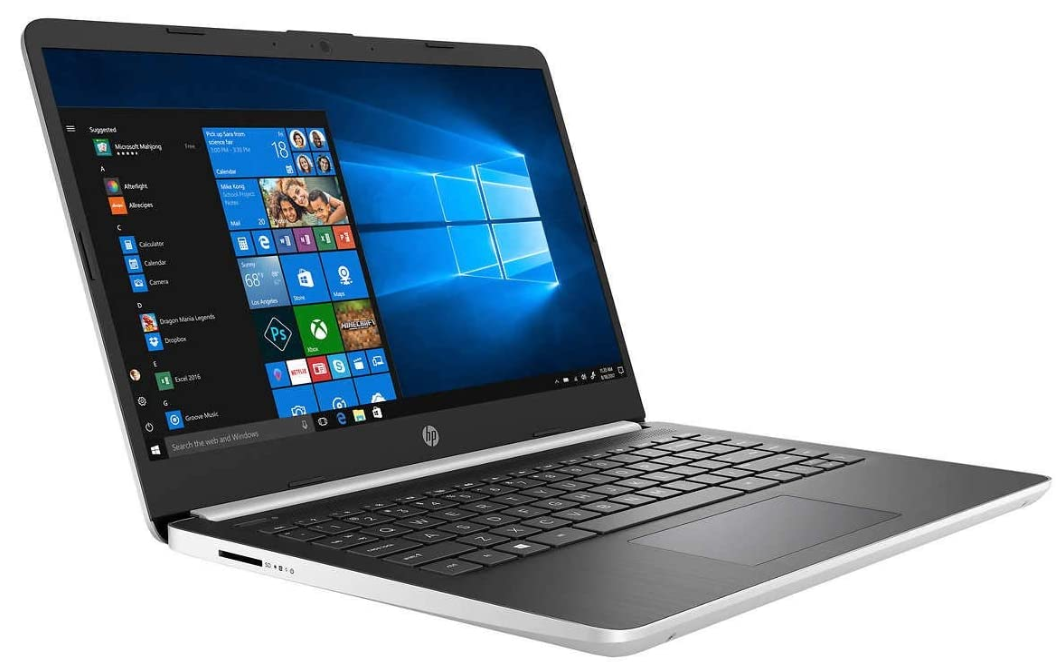 HP 14-inch FHD IPS LED 1080p Laptop