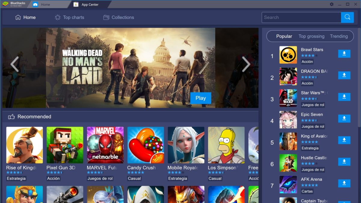 Bluestacks: FaceApp for PC