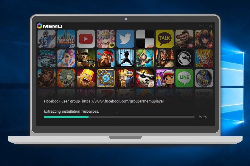 Memu Player - Bitlife On Computer
