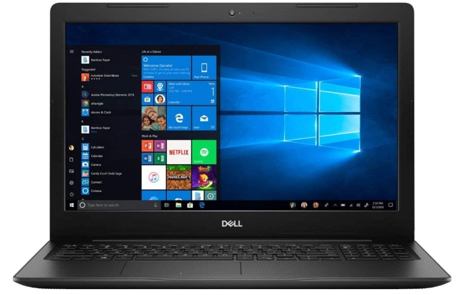 Dell Inspiron i3583 15.6 - best Laptop under 600