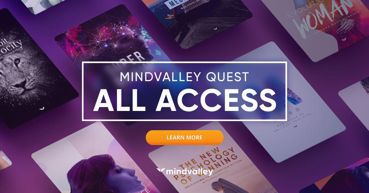 Mindvalley Quest Review