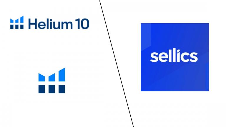 helium10 vs sellics