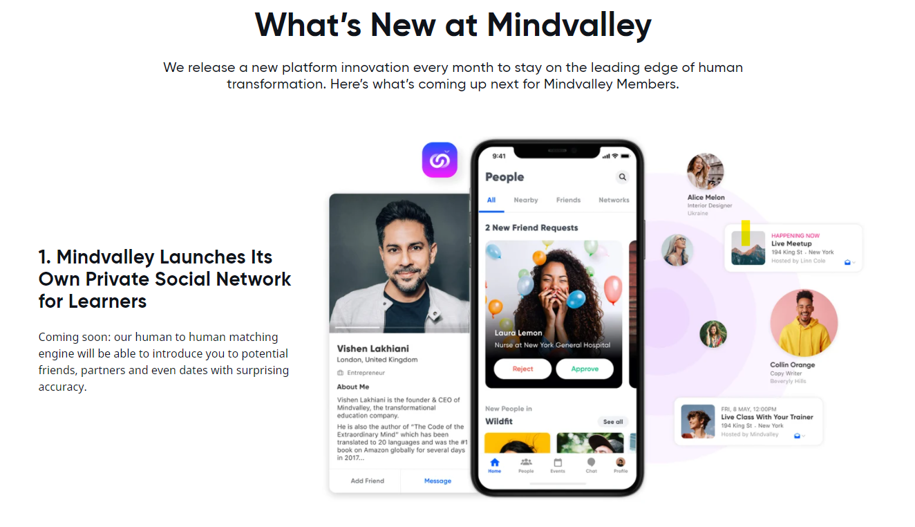 Mindvalley Quest Review : What's New at Mindvalley