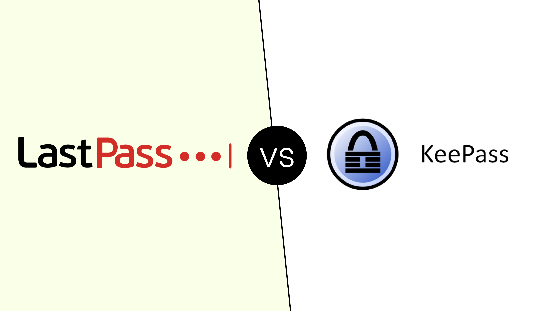 Lastpass vs Keepass