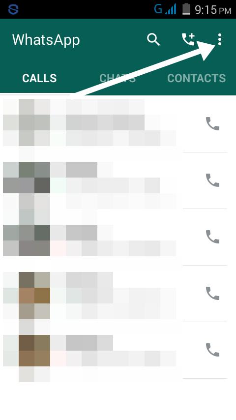 run whatsapp